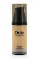 Real Skin tekutý krycí hydratační make up č. 03 - 30ml