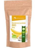 100% Banánový prášek BIO 60g