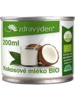 Kokosové mléko BIO 200ml