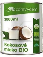 Kokosové mléko BIO 3000ml