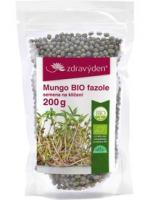 Mungo BIO - fazole na celoroční klíčení 200g