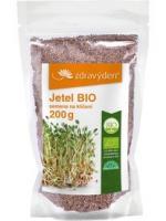 Jetel BIO - semena na celoroční klíčení 200g