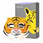 TIGER esenční pleťová maska proti vráskám 10 kusů á 25g
