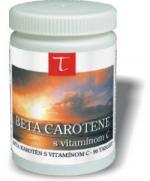 Beta karoten - provitamín A 9mg- antioxidant, stimulace imunitního systému - 90 kapslí