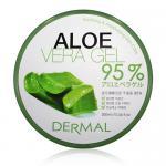Aloe Vera 95% pleťový gel 300ml