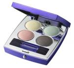 Purple Dew oční stíny - jogurtově pastelová 4x2g