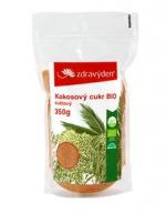 Kokosový cukr 100% BIO nerafinovaný květový 350g