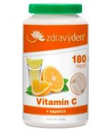Vitamín C 100% čistý 180 kapslí