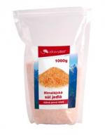 Sůl himalájská nerafinovaná jedlá růžová jemně mletá 1000g