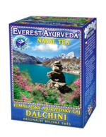 DALCHINI himalájský bylinný čaj pro uvolnění horních cest dýchacích při běžné i alergické rýmě 100g
