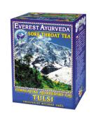 TULSI himalájský bylinný čaj podporující léčbu angíny, kašle, chřipky 100g