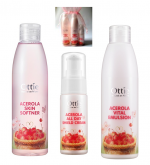 Acerola sada kosmetiky na vyrovnání pigmentace v obličeji 3 kusy